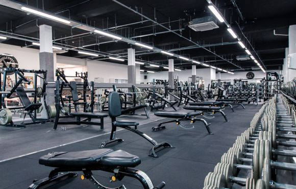 Muscle Works Gym
