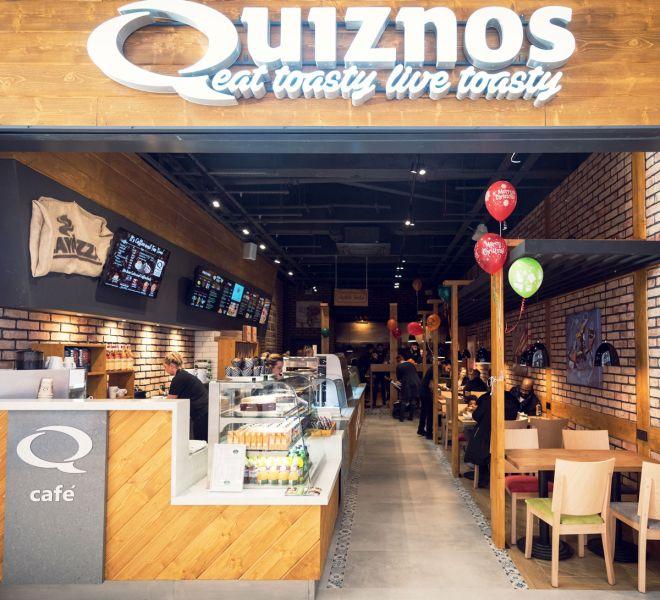 Quiznos UK Restaurants