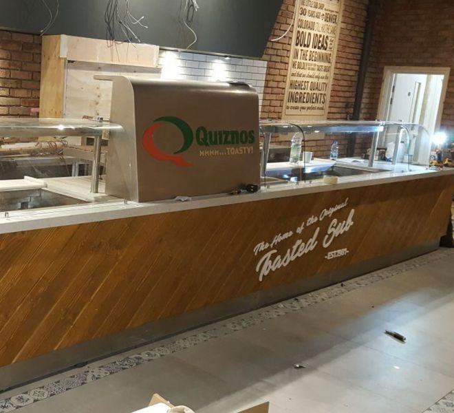 Quiznos UK Restaurants